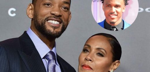 Esposa de Will Smith admite que le fue infiel al actor con el rapero August Alsina